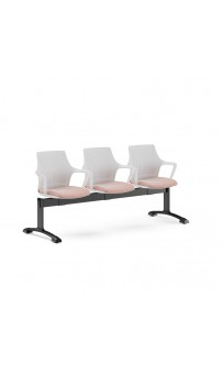 Gemina Beam Seating - 3 Seat