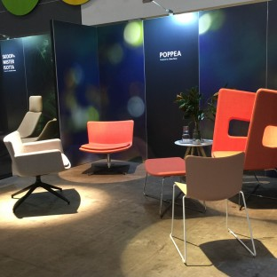 POPPEA Seating Range