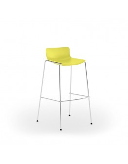 Poppea Bar Stool - 4 Leg