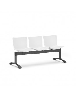 Poppea Beam Seating - 3 Seat