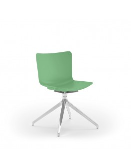 Poppea Chair - Swivel Pyramid
