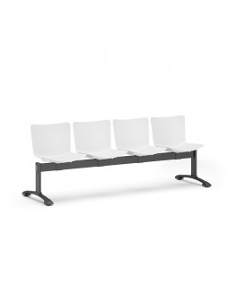 Poppea Beam Seating - 4 Seat