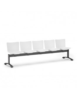 Poppea Beam Seating - 5 Seat