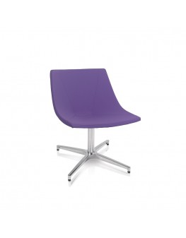 Skoop Soft Chair - Low Back Swivel
