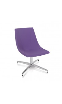 Skoop Soft Chair - Visitor Swivel