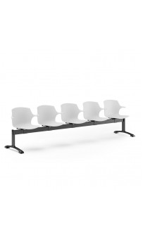 Frill Beam Seating - 5 Seat