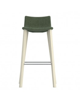 Miss - Bar Stool 4 Leg Timber Frame