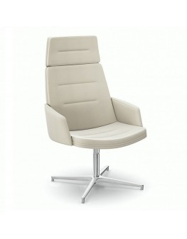 Mister Soft Armchair - High Back Swivel