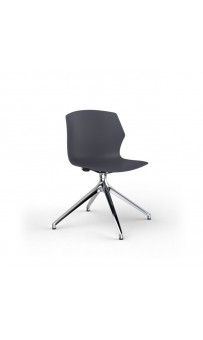 No-Frill Chair - Swivel Pyramid