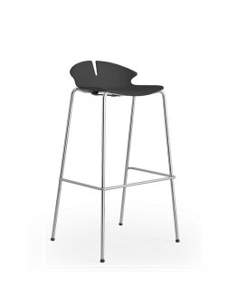 Red Hot Bar Stool (750mm) - 4 Leg (Custom Order)