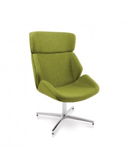 Skara Soft Chair - High Back Swivel