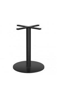 TOTAL Round Table Base - 540Ø (Black)