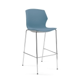 No-Frill Bar Chair (750mm) - 4 Leg