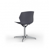 No-Frill Chair - Swivel