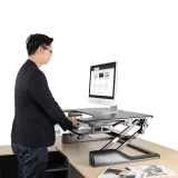 FlexiDesk - Sit Stand 1050 Work Surface