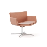 Poppea Plus Soft Chair - Swivel (Custom Order)