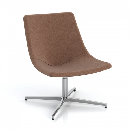 Skoop Plus Soft Chair - High Back Swivel