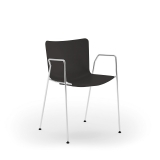 Poppea Armchair - 4 Leg Loop Arm