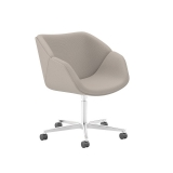 Isotta Wood Soft Armchair - Task