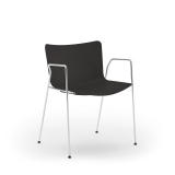 Poppea Mater Armchair - 4 Leg Loop Arm