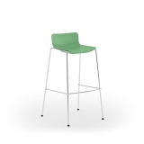 Poppea Bar Stool (750mm) - 4 Leg
