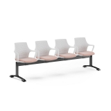 Gemina Beam Seating - 4 Seat