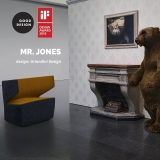 Mr Jones - 2 Seater Lounge