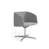 Nest Soft  Tub Chair - Swivel