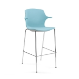 Frill - Bar Chair 4 Leg Frame
